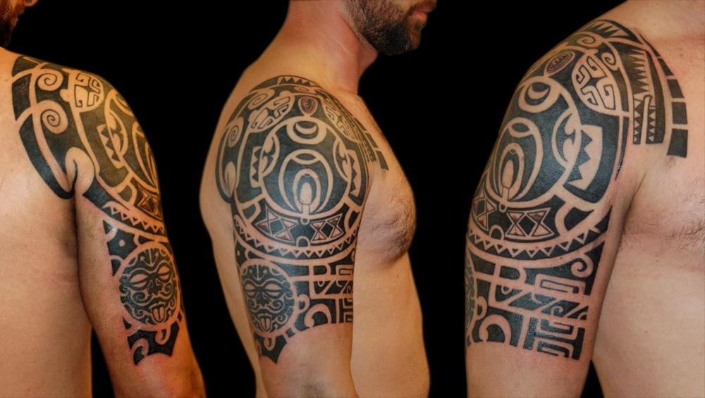 Foto tatuaggi maori sito ufficiale di tatuaggi e for Tatuaggi idee uomo